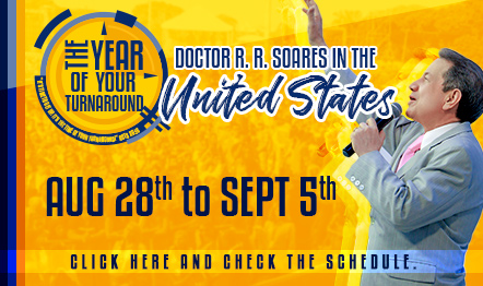 Doctor Soares in the USA